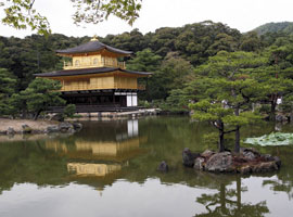 Golden temple - kinkakuji